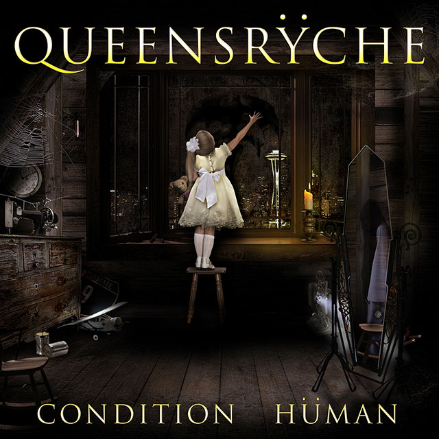 Queensryche Condition Hüman