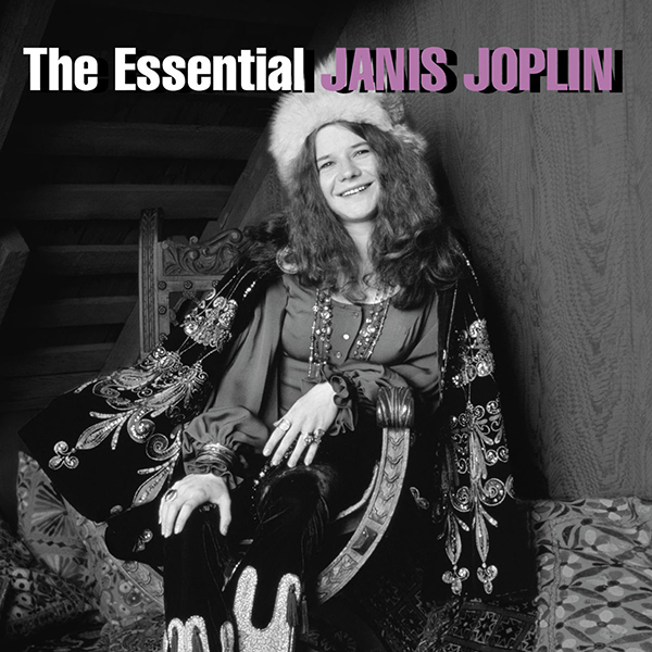Janis Joplin Albumcover The Essential rock.de