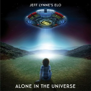 ELO Cover Alone In The Universe