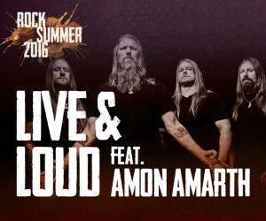 Live & Loud feat. Amon Amarth