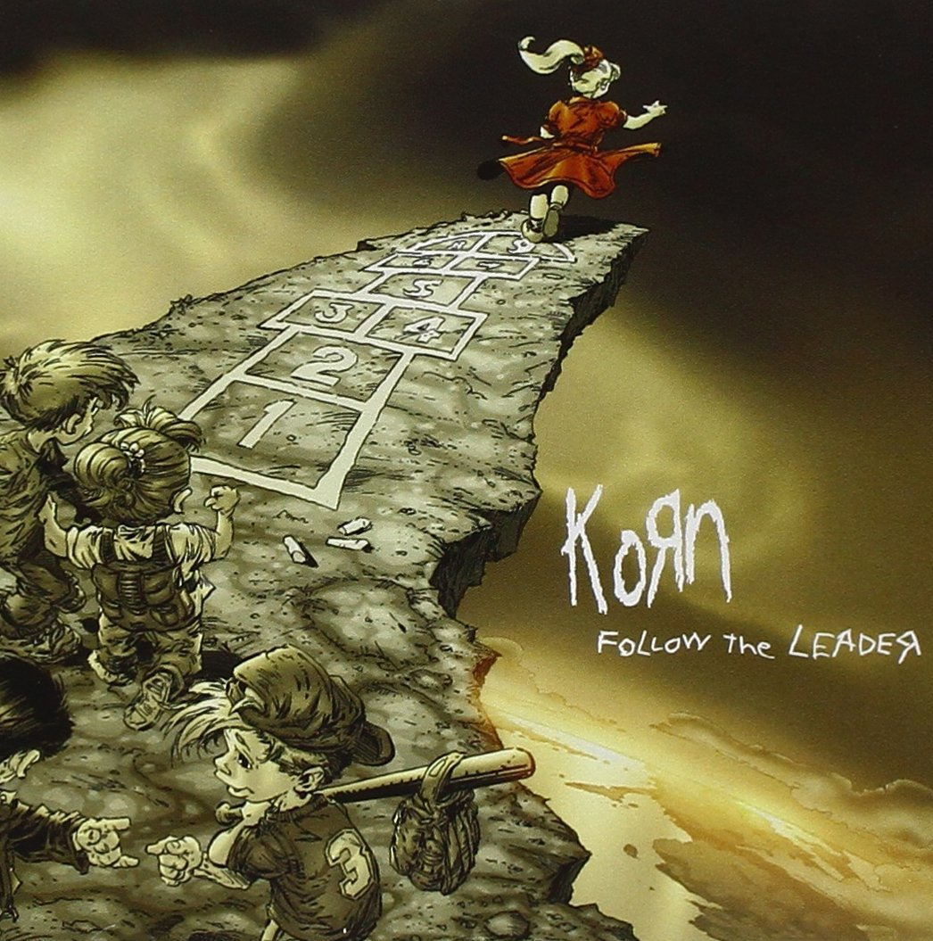 Korn Follow The Leader Albumcover