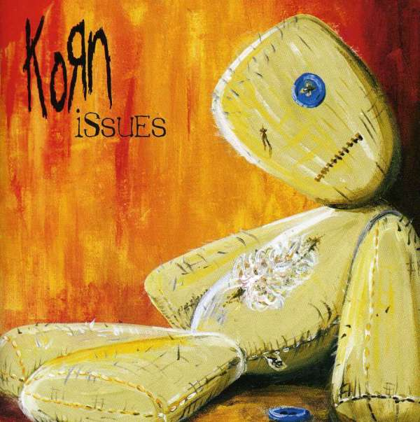 Korn Issues Albumcover