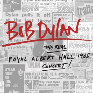 Bob Dylan Cover The Real Royal Albert Hall 1966 Concert!