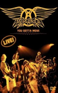 Aerosmith You Gotta Move DVD