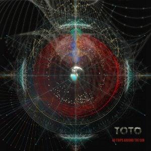 Toto 40 Trips Around The Sun Cover