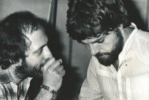 Eric Woolfson und Alan Parsons