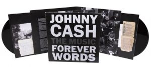 Johnny Cash Forever Words LP