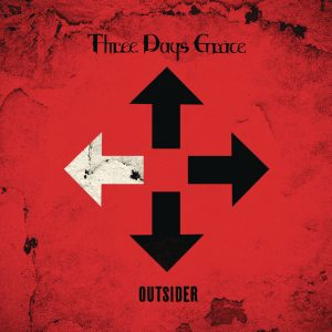 "Three Days Grace: Neue Scheibe ""Outsider"""