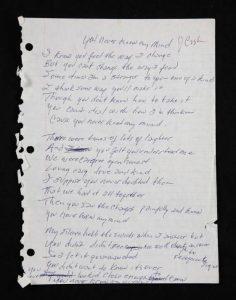 JOHNNY CASH: DIE COUNTRY-LEGENDE ALS GROSSER POET UND DICHTER!