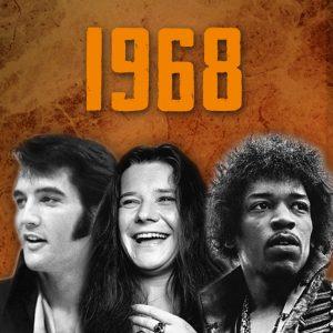 1968 Jimi Janis Elvis