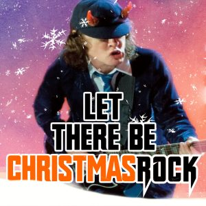 Let there be christmas rock