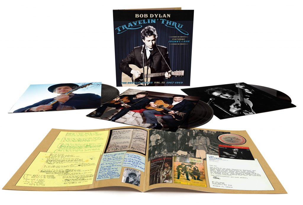 "Bob Dylan ""Travelin' Thru"" – The Bootleg Series Vol. 15 (1967-1969)"