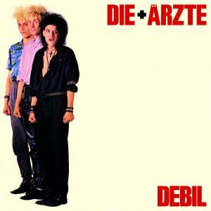Die Ärzte Debil Cover Vinyl