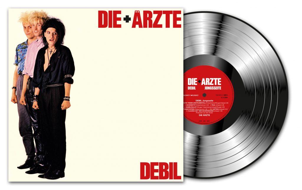 Die Ärzte Debil Vinyl