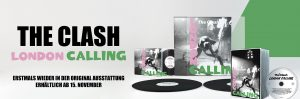 The Clash London Calling Ausstellung