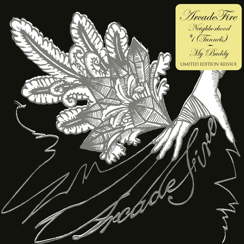 "Arcade Fire ""Neighborhood #1 (Tunnels) Vinyl RSD"