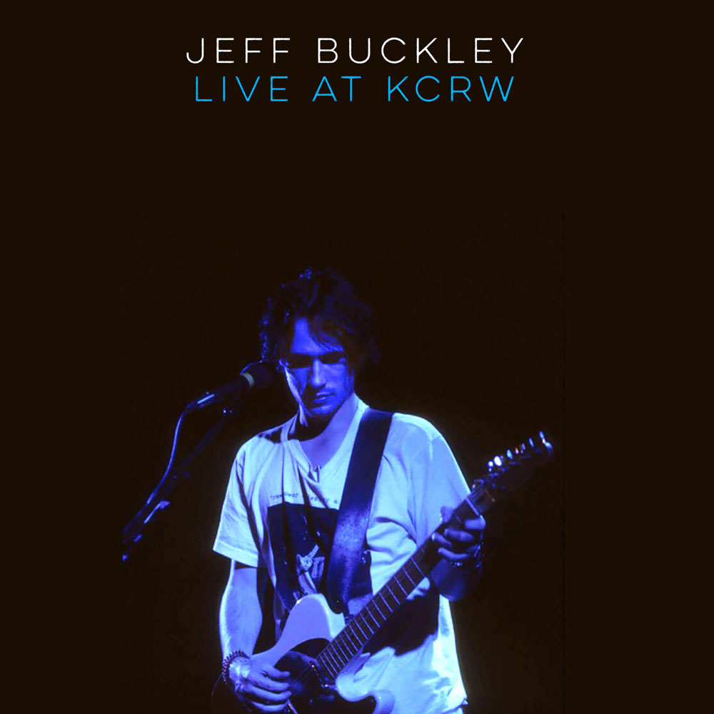 "Jeff Buckley ""Live At KCRW"" Vinyl exklusive RSD"