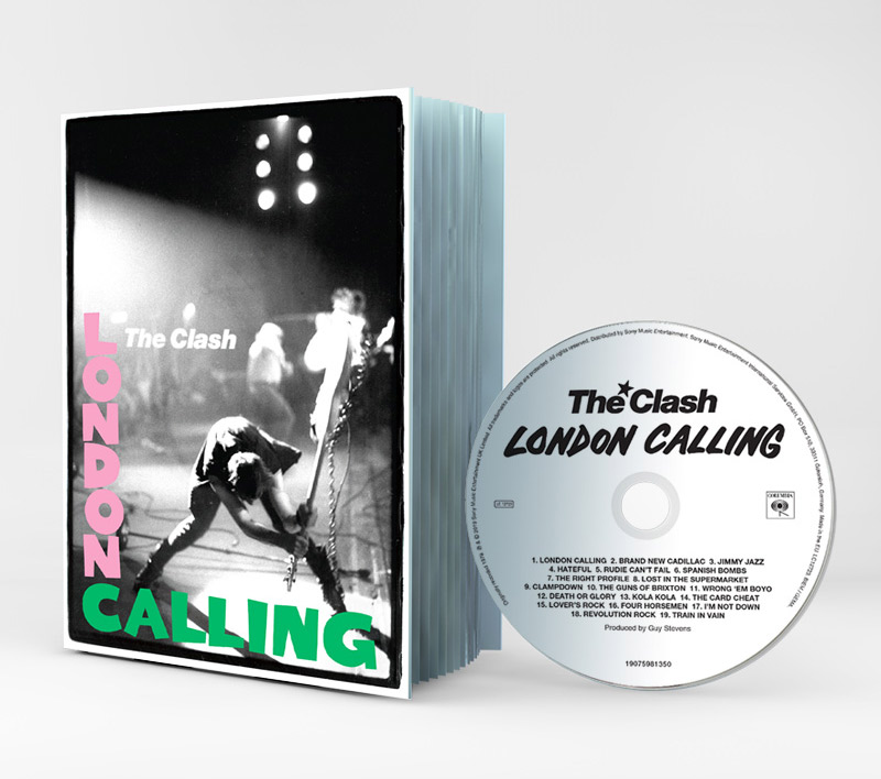 The Clash Scrapbook