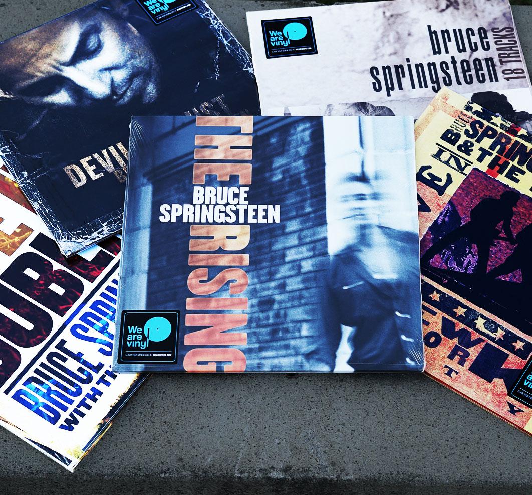 Bruce Springsteen 5 Vinyle 2020