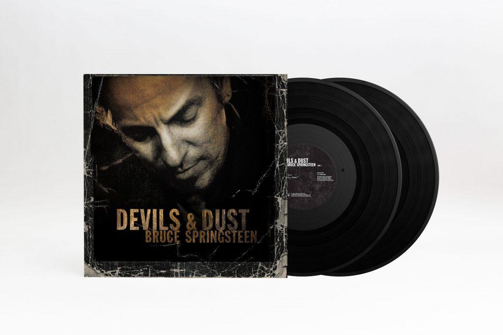 Bruce Springsteen Devil & Dust