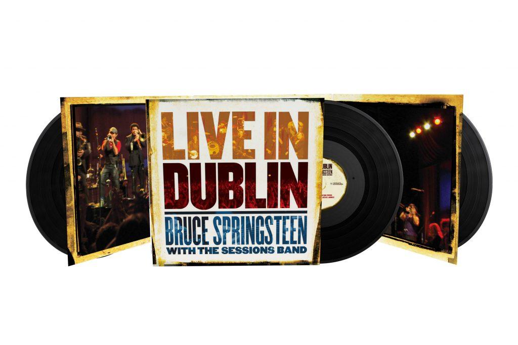 Bruce Springsteen Live in Dublin