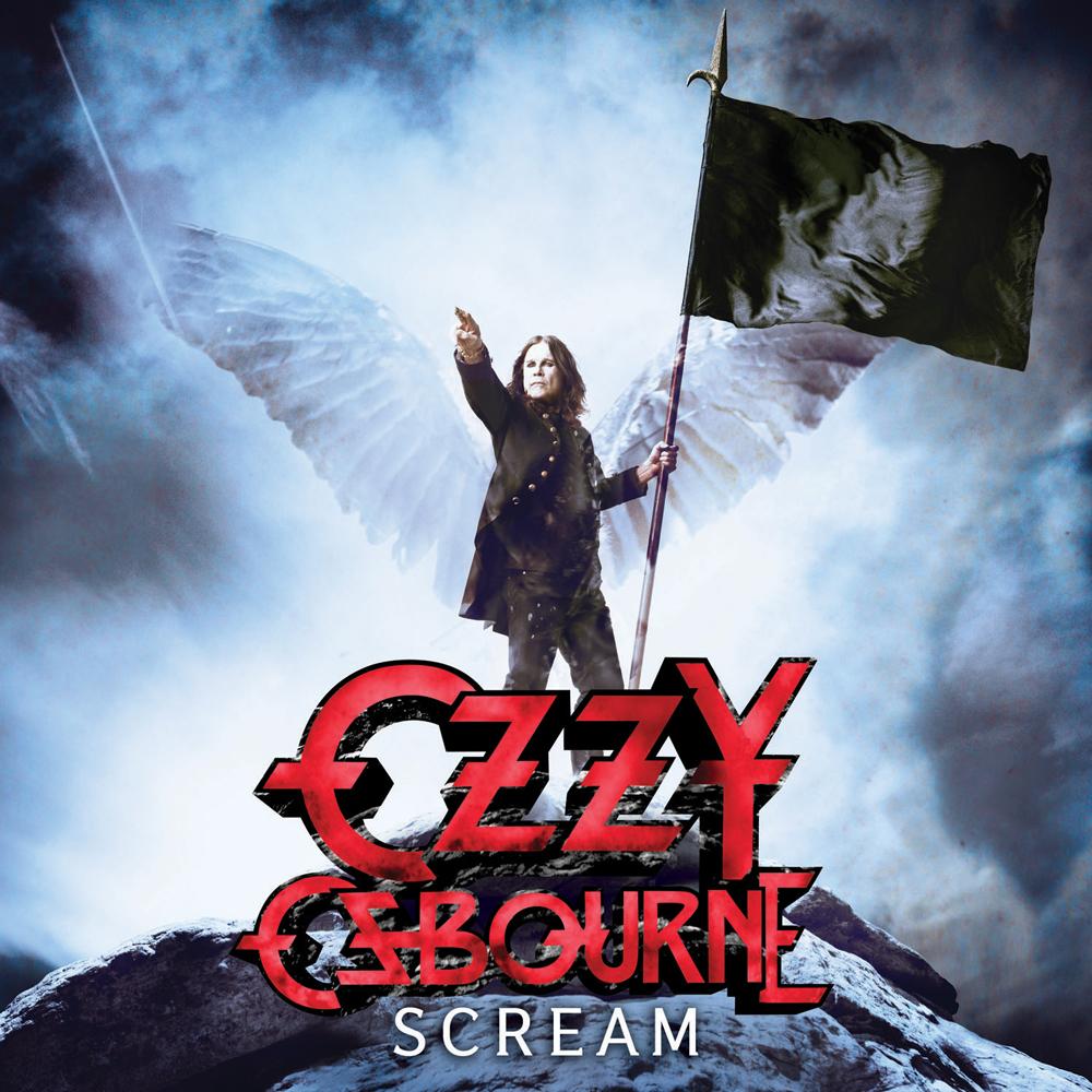 Ozzy Osbourne Scream