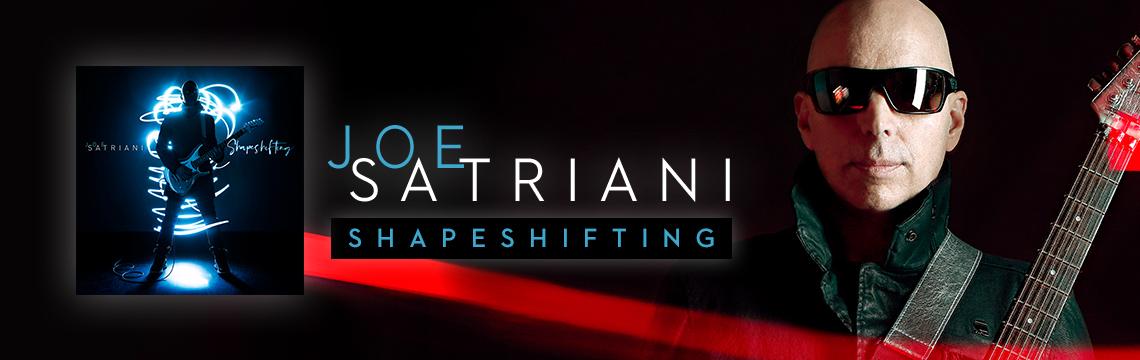 Joe Satriani Shapeshifting