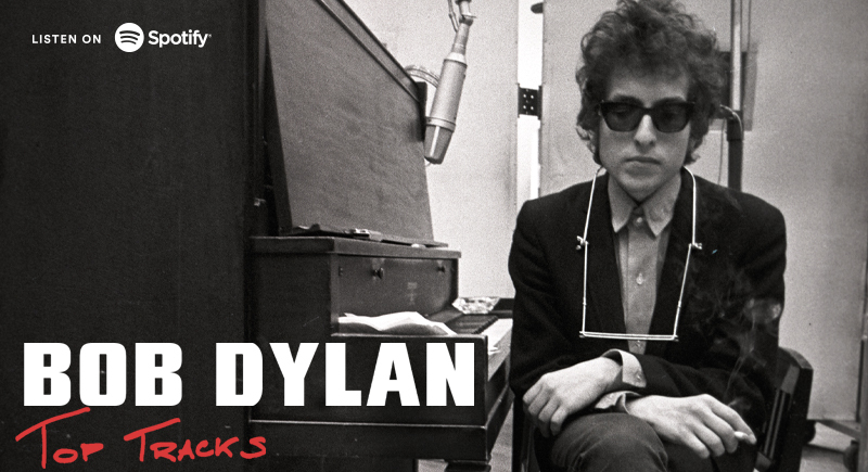 Bob Dylan Top Tracks