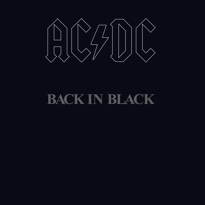 AC/DC: 40 Jahre BACK IN BLACK!
