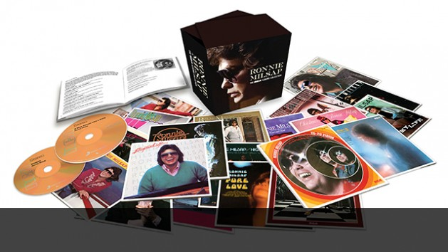 Ronnie Milsap - The RCA Albums Collection product shot