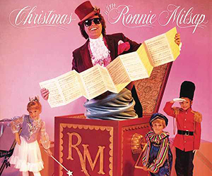 Ronnie Milsap - Christmas With Ronnie Milsap 300x250