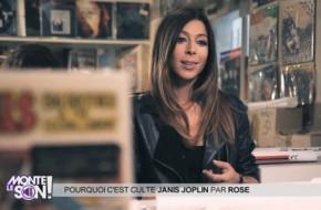 Pourquoi c'est culte : Janis Joplin par Rose