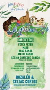 ¡Ya puedes hacerte con las entradas para el festival Leturama 2017!