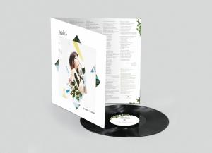 Imagen de edición LP del álbum El árbol y el bosque de Rozalén