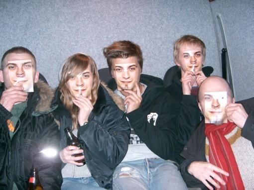 Telakka, Tampere 27.3.2005