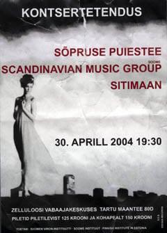 Zelluloos, Tallinn 30.4.2004