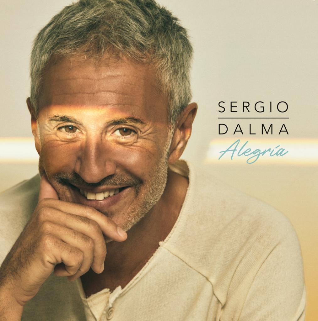 Portada nuevo álbum Sergio Dalma