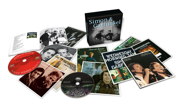 Simon & Garfunkel - The Complete Albums Collection