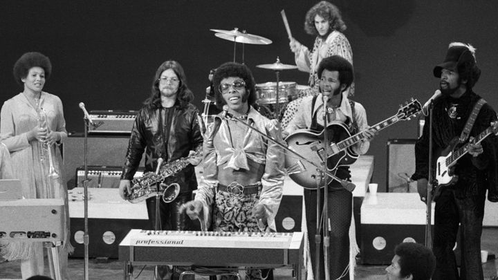 Sly & The Family Stone perform on television 1969