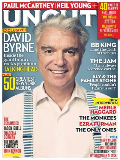 Uncut August 2015 issue