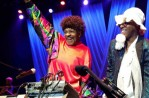 Sly Stone at Count Basie Theatre August 23, 2015