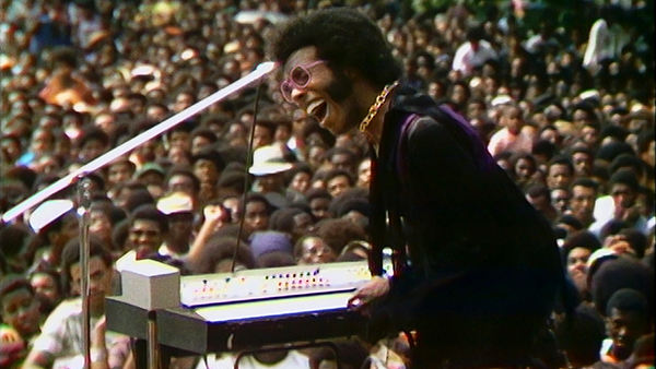 Sly & The Family Stone in Summer Of Soul (…Or, When The Revolution Could Not Be Televised)