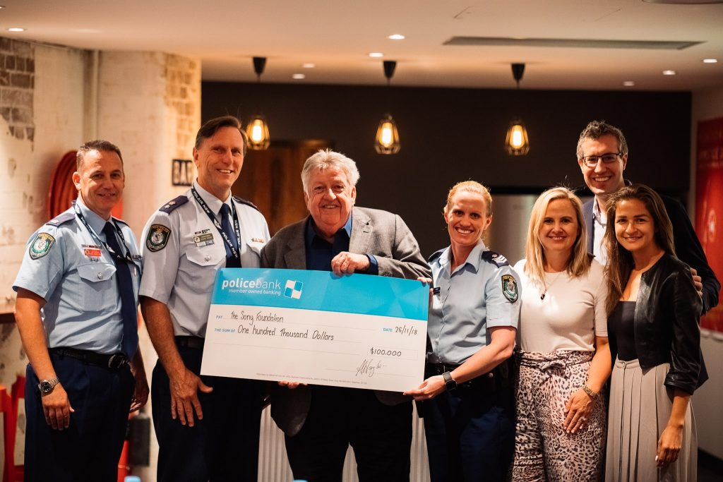 Inaugural Police Ball a sell-out success!