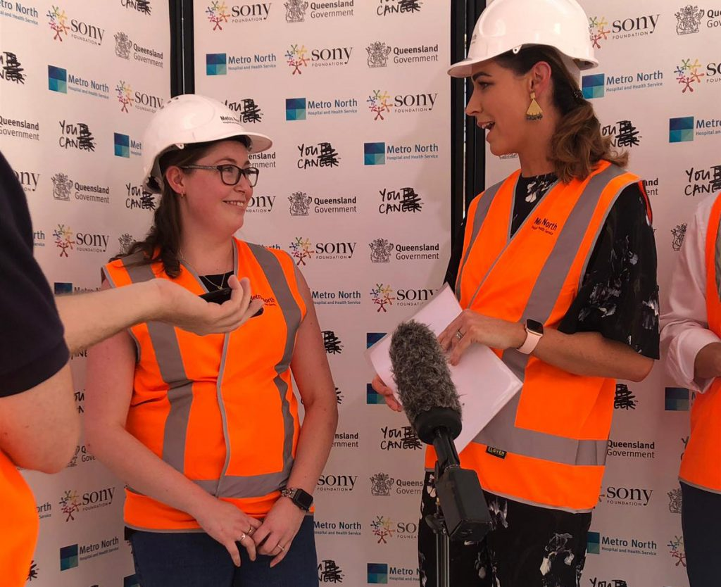 It's official… Queensland You Can Centre build underway!