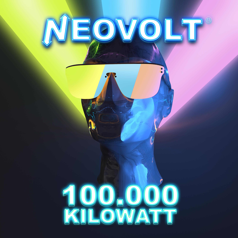 """Das Duo NEOVOLT feiert mit """"100.000 Kilowatt"""" sein Debüt!"""