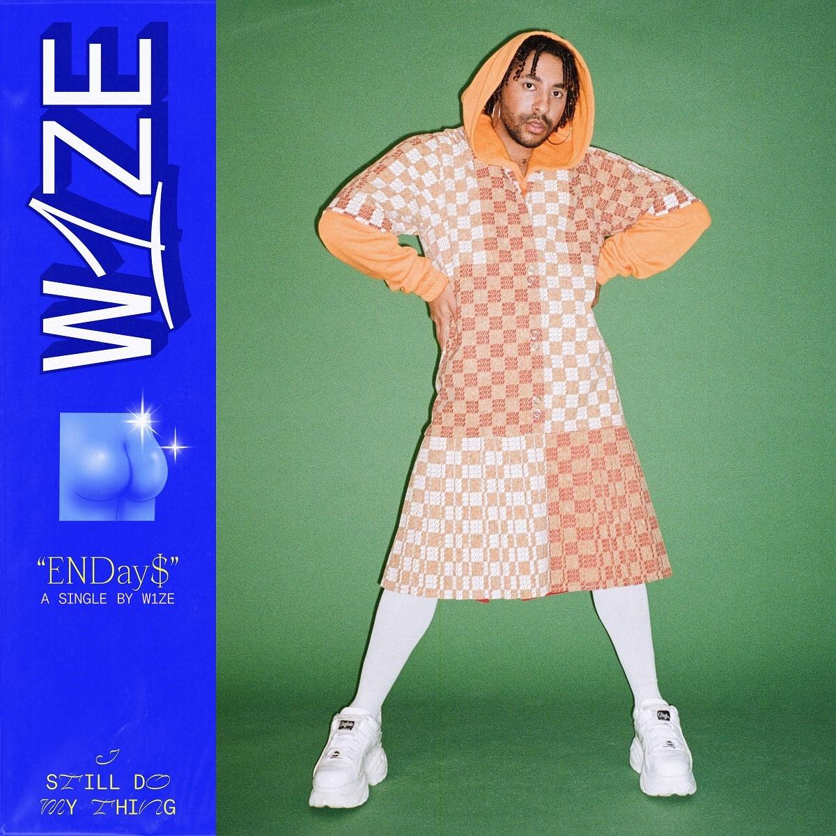 """W1ZE releast seine Debütsingle """"ENDay$"""""""