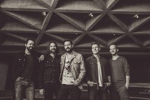 """OLD DOMINION DEBUTS MUSIC VIDEO FOR NEW SINGLE """"NO SUCH THING AS A BROKEN HEART"""" TODAY VIA ENTERTAINMENT WEEKLY"""