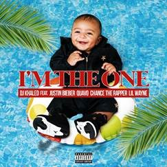 "DJ KHALED's ""I'M THE ONE"" DEBUTS #1 IN THE U.S. ON THE BILLBOARD HOT 100 CHART,  DIGITAL SALES CHART, SONG CONSUMPTION CHART, AND OVERALL SALES CHART!"