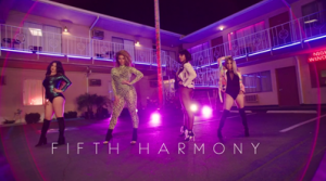"FIFTH HARMONY DEBUTS ""DOWN"" MUSIC VIDEO"