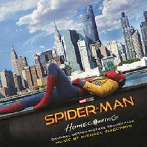 SPIDER-MAN HOMECOMING Original Motion Picture Soundtrack
